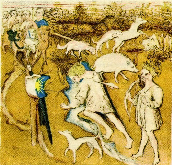 Siegfried der Drachentöter